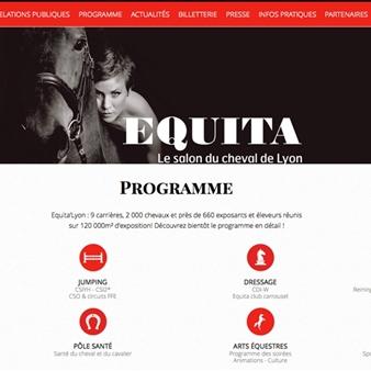 Fiera Equita Lione 2014