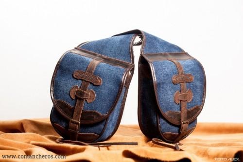 Bisacce Equitazione Jeans