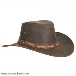 Cappello Classico in Cuoio