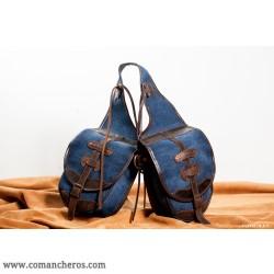Bisaccia posteriore e anteriore piccola per Equitazione
