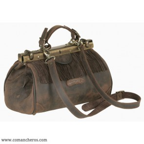 Borsa  stile Old Doctor in cuoio