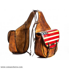 Bisacce posteriori Old America