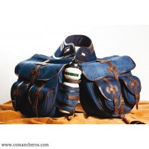 Bisacce Trekking in Jeans