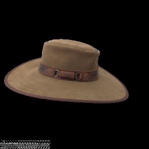 Cappello Buckaroo Scamosciato