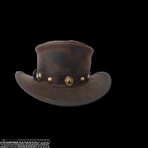 Cappello Carrozza Esclusivo in Cuoio