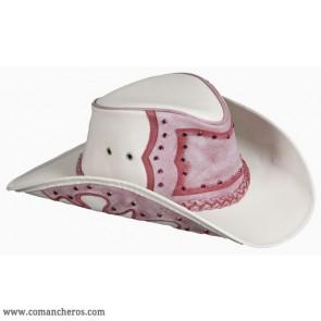 Cappello Country Fucsia
