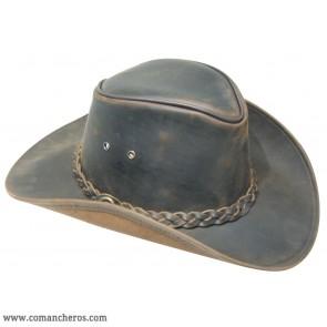 Cappello Cowboy Cuoio
