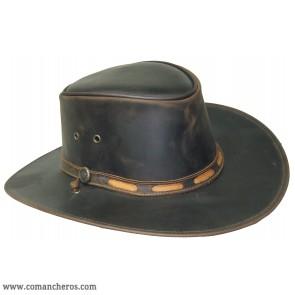 Cappello Cuoio Australiano