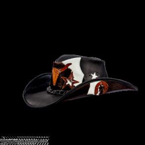 Cappello Cuoio Bufalo
