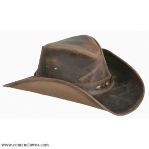 Cappello Cuoio Idrorepellente