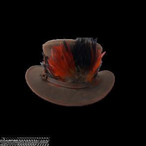 Cappello Piume