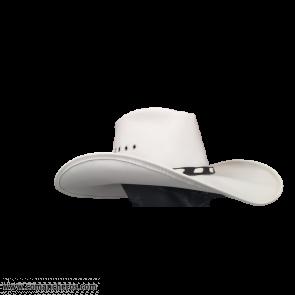 Cappello Western Bianco