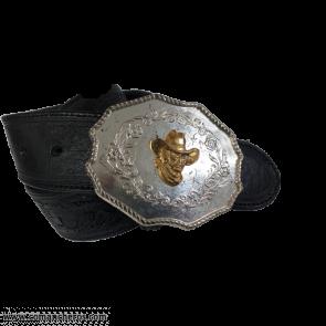 Cintura fibbia Cowboy CT03