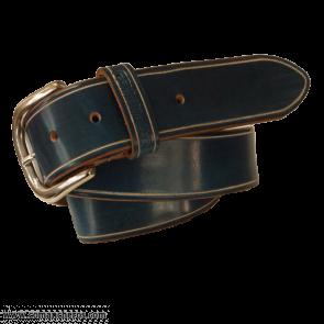 Cintura Pelle Blu