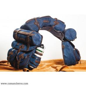 Set Bisacce Trekking Jeans